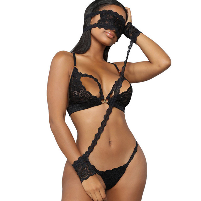 Novelty Lingerie Set Costume