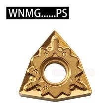 WNMG WNMG080404PS -PS WNMG080408PS CA5525 WNMG080412PS Original Inserts High Quality Machine Tool Holder Lathe Turning Cutting