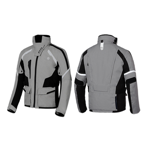 Image 2 - SCOYCO גברים אופנוע מעיל Chaqueta Moto Windproof מוטוקרוס Moto המעיל עם Linner להסרה הגנה לחורף