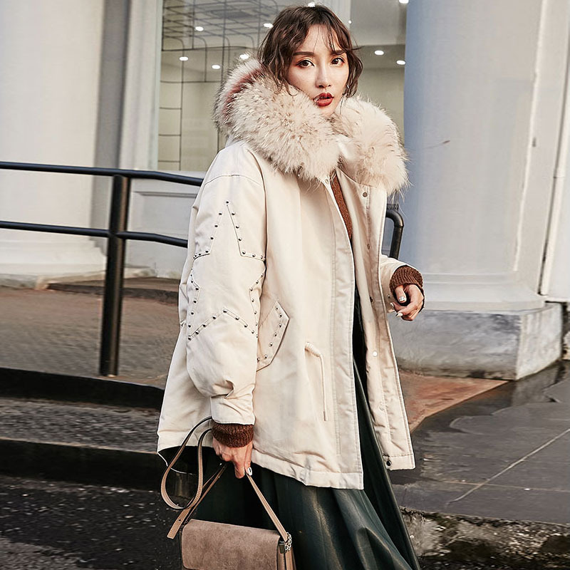 2020 Winter Coat Women Duck Down Jacket Hooded Korean Puffer Jacket Female Jacket Warm Parka YY-0011 YY1196