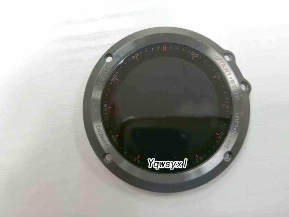 Yqwsyxl Original Slight Scratches LCD Display  Screen For Garmin Fenix3 For Garmin Fenix3 HR Watch Repair Parts Replacement