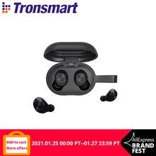 [[Phiên Bản Mới Nhất] Tronsmart Spunky Đánh TWS Bluetooth QualcommChip Tech APTX Tai Nghe Nhét Tai Không Dây Với CVC 8.0