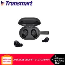 [ใหม่ล่าสุด] Tronsmart Spunky Beat TWSหูฟังบลูทูธQualcommChip Tech APTXหูฟังไร้สายCVC 8.0