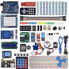 Супер стартовый набор для Arduino R3 с учебником