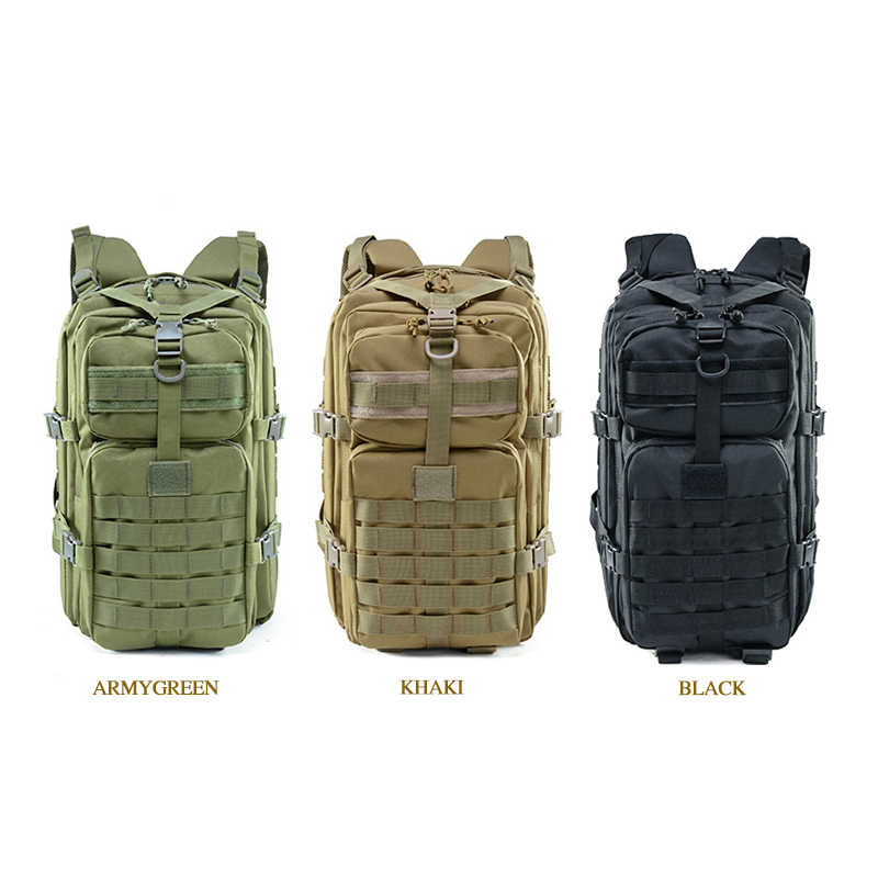 TIANHOO 高品質カジュアルバックパック黒男性のバッグオックスフォード布屋外軍バッグバックパック