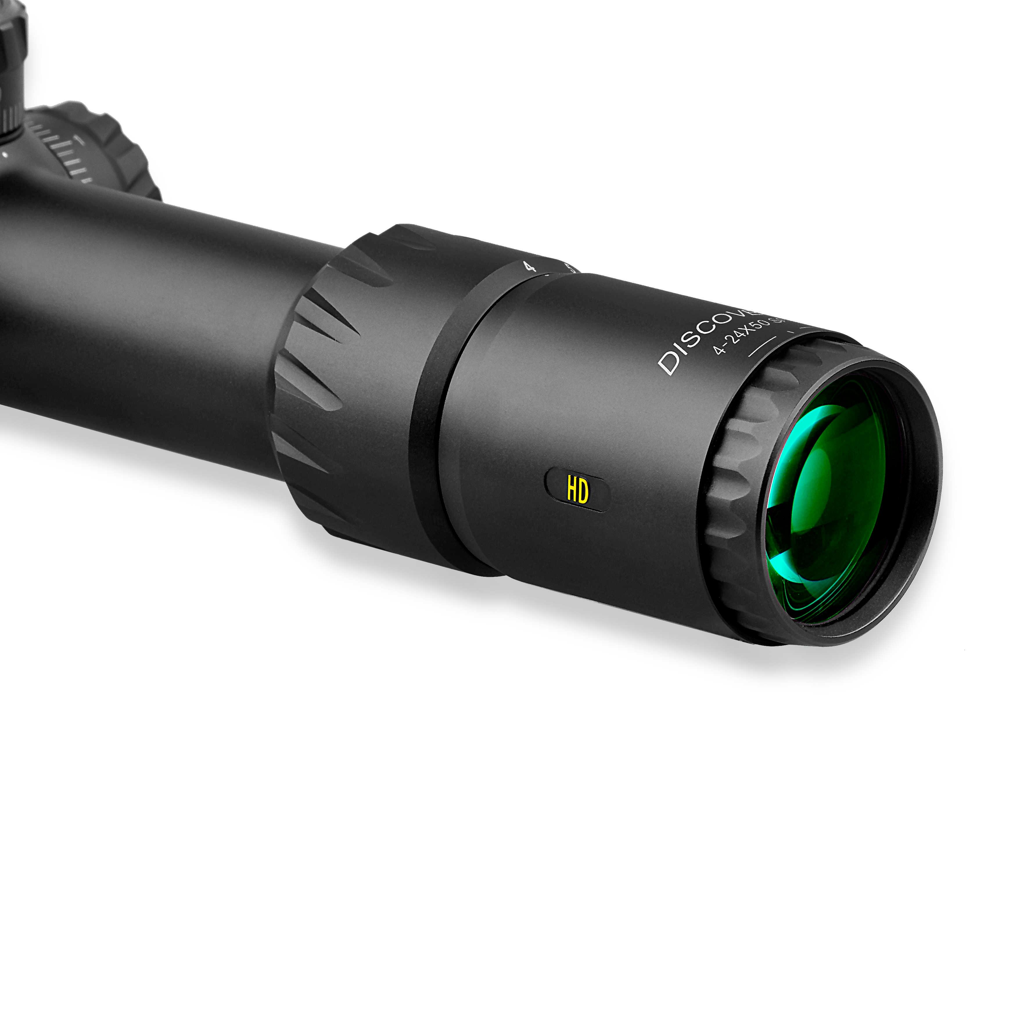 Discovery Hd 4-24 X50 Ffp Geavanceerde Pistool Bezienswaardigheden Hunting Rifle Jacht Optics Scope China Beste