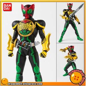 "Image 1 - ""Kamen Rider OOO"" Original BANDAI SPIRITS Tamashii Nations S.H. Figuarts / SHF Action Figure   Masked Rider OOO TaToBa Combo"
