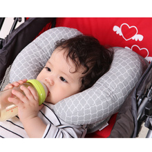 Infant Safety Car Seat Stroller Pillow Baby Head Neck Support Sleeping Pillows Toddler Kids Adjustable Pad Cushion For Travel