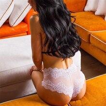 סקסי הלבשה תחתונה סקס Babydoll תחתונית נשים ארוטי תלבושות סקסיות פתוח מפשעת תחתוני הלבשת פורנו בתוספת גודל BDSM