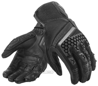 Motorcycle Downhill Bike Riding Motocross Race Motorbike Leather Gloves Sand 3 Trial Glove
