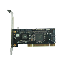 PCI Expansion Add on Card 4 Ports SATA 1.5Gbps for Sil 3114 Chipset RAID Controller Card for PCI Standard 2.3 Desktop Computer free shipping high quality 2 ports 0ptoelectronic isolation high speed serial rs422 rs485 pci card sysbase1053 chipset