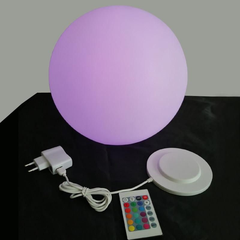 de mesa de cabeceira luz 16 mudança de cor 1pc