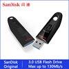 Sandisk USB 3.0 Pendrive 128gb 64gb 32gb 256gb USB Flash Drive 32 64 128 16 GB Pen Drive USB Flash Stick Disk on Key Memory