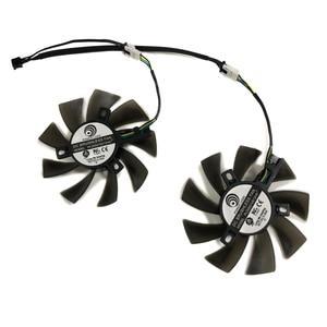 85 мм PLD09210S12HH GPU альтернативный кулер вентилятор для GIGABYTE AORUS GTX1070Ti 1060 GTX1050 RX580 570 480 470 охлаждение видеокарты