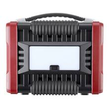 222wh Portable Powered Station Solar Powered Generator Emergency Energy Supply Backup
