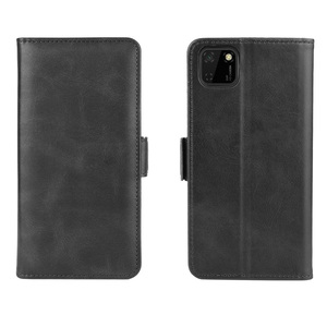 Image 5 - Case For Huawei Y5P Leather Wallet Flip Cover Vintage Magnet Phone Case For Honor 9S Coque