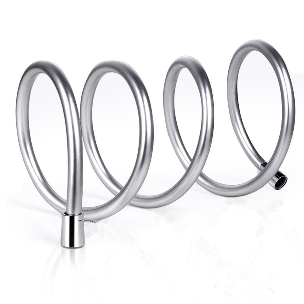 Shower Hose Flexible Anti-Kink Handheld Water Pipe Bath Room Showerhead Water Heater Hosepipe Bathroom Accessories