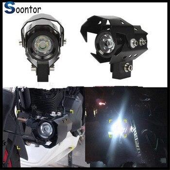 Reflektor motocyklowy LED reflektor lampy przeciwmgielnej reflektor dla SUZUKI GSR600 GSR750 GSXS750 GSXR1000 GSXR600 GSXR1000 na