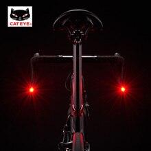 CATEYE 2PC Fahrrad Barend Licht Radfahren Bar Stecker Sicherheit Lichter Ritt Bike Lenker Bar End Warnung Flash Lichter Lampe zubehör