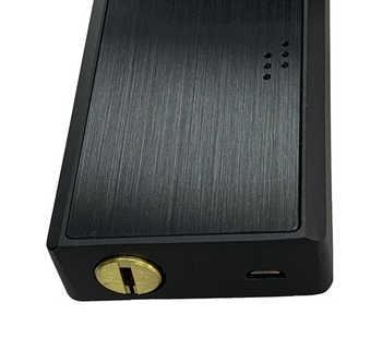 Smart Doorlock Security Biometric Fingerprint Intelligent Lock With Password RFID Card