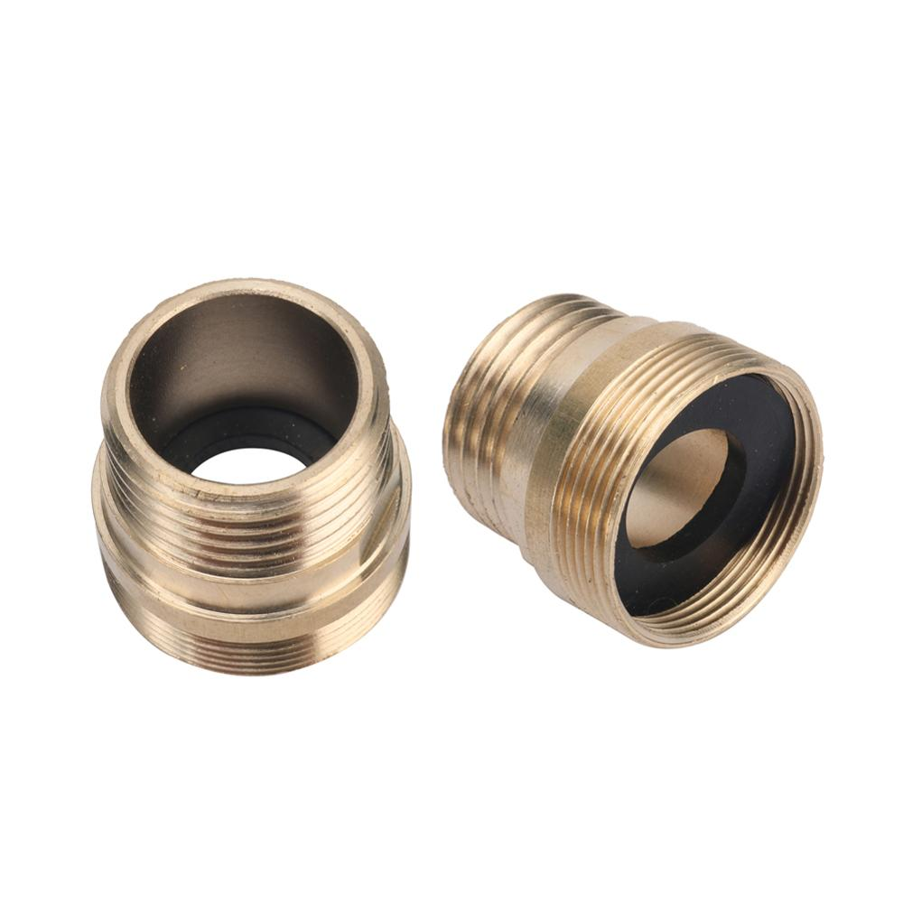 1/2 Inch To M22/M24 Thread Brass Connector Home Improvement Plumbing Pipe Fittings Water Tap Faucet Coupling Adapter