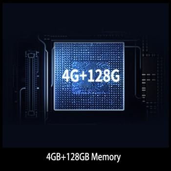 FIGI Note 1 Pro Smartphone 6.6 Display 4000mAh Battery Helio P25 Octa Core 4GB 128GB Mobile phone 16MP Triple Camera Telephone 4