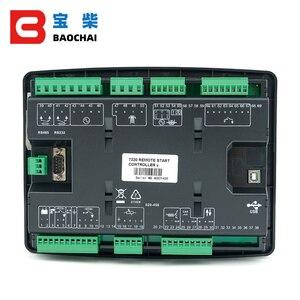 Image 5 - 발전기 예비 부품 ats 컨트롤러 심해 발전기 엔진 심해 컨트롤러 7320 DSE7320