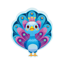 Children's education animal traffic figures paper puzzle beautiful gift series learning toys for children  puzzle box цены