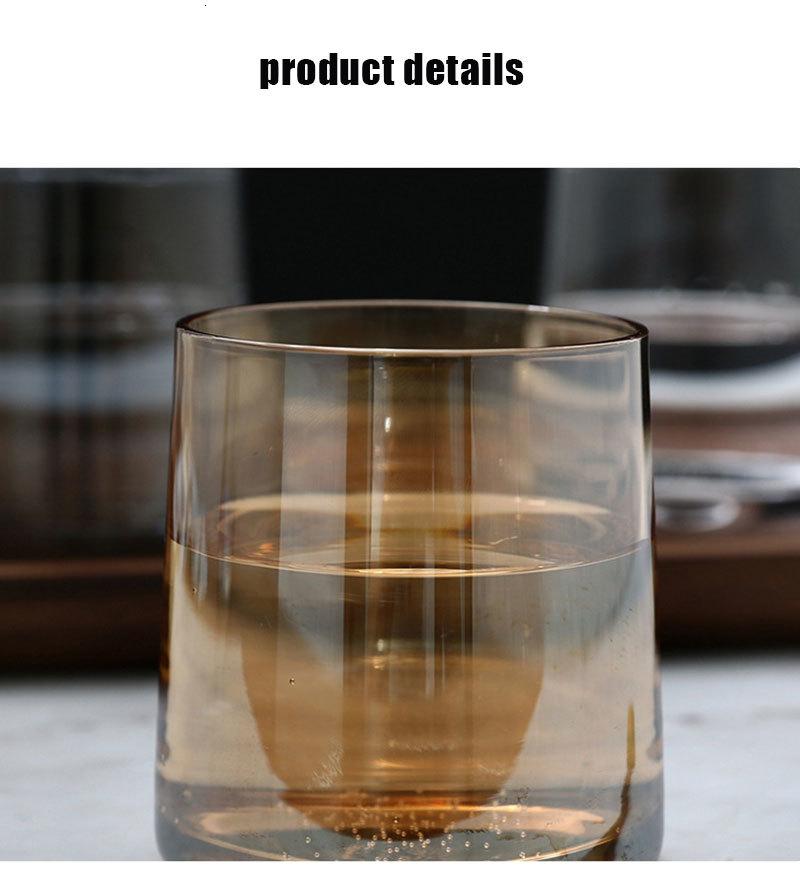 1 шт., 250 мл, прозрачный стакан для виски, вина, коктейля, кофе, молока, чашки для вина, пива, бокал es, водка, пивной бар, пивной бокал для клуба