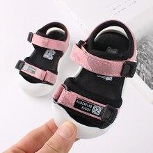 2020 First Walker Summer Children Shoes Sandals Toddler Children Sandals Soft Bo