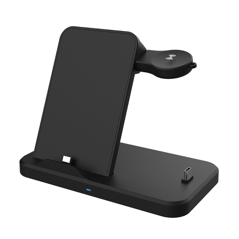 3In1 Earbuds Mobile Phone Smart Watch Charger Charging Dock For-S-amsung -Galaxy Watch 3 Watch Active 1/2 Watch