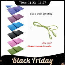 1830% 2A610% 2A6mm TPE Yoga Mat с Position Line Anti-slip Carpet Mat For Beginner Environment Fitness Gymnastics Mats Sports Pad