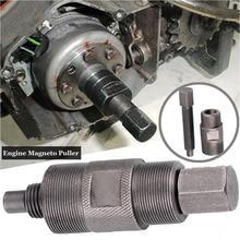 Accessories Magneto Flywheel Puller For CG125 GY6 50 125CC Scooter ATV Engine Repair Motorcycle Steel Hand gasoline generator accessories mz360 ef6600 185f manual magneto flywheel