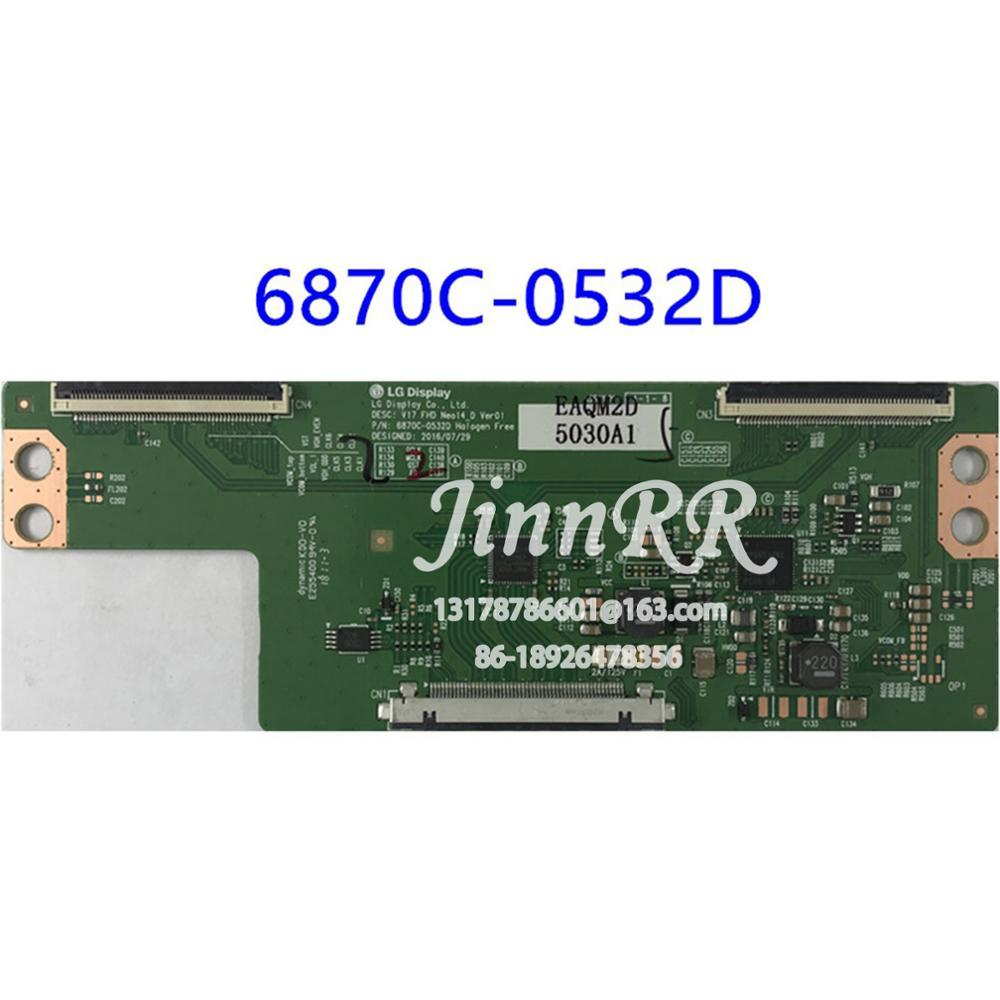 6870C-0532D оригинальная логическая плата для LG V17 FHD логическая плата строгий тест гарантия качества 6870C-0532D