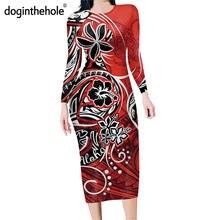 Женское платье карандаш doginthehole повседневное облегающее