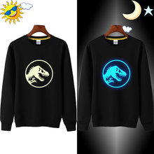 LYTLM Kids Dinosaur Sweatshirt Winter Baby Girl Clothes Cute Anime Hoodies for Girls Sweat Fille Luminous Baby Hoodie Outfit(China)