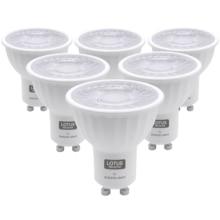 PAR16 светодиодный вниз светильник s лампы с GU10 база, 6 Вт, 2700K,4000K,6000K (нерегулируемая яркость/38 ° /60 ° угол луча/Точечный светильник) упаковка из 6 шт., упаковка из 12 шт.
