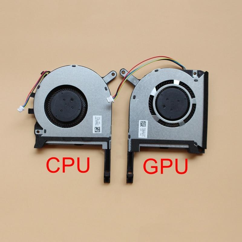 Новый Сменный радиатор охлаждения для ноутбука с графическим процессором охлаждающий вентилятор для Asus TUF A15 FA506 FA506IV FA706 FA706UI