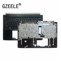 GZEELE 95%New Upper case For Acer ASPIRE 5 6 7 A615 A615 51 A515 51G N16Q2 N17C4 563W A517 A715 Palmrest Cover With Us keyboard