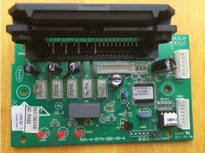 Good Working For Air Conditioning BoarRZA-4-5174-292-XX-4 /1/3 RZA-4-5174-292-XX-2 Second-hand Frequency Module Board