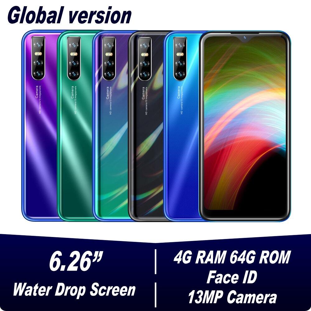 A30s смартфон с 6,3-дюймовым дисплеем, четырёхъядерным процессором, ОЗУ 4 Гб, ПЗУ 64 ГБ, 13 МП