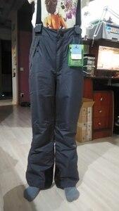 Image 3 - กางเกงฤดูหนาวเด็กสาววัยรุ่นเด็กสกีOverallsกางเกง10 12ปีกันน้ำอุ่นเด็กกีฬากลางแจ้งเสื้อผ้า