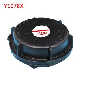 Image 1 - 1 pièce pour kia Sorento FL 2013 couvercle anti poussière de phare LED extension révision assemblée couverture arrière de phare xénon Y1015J Y1078Y