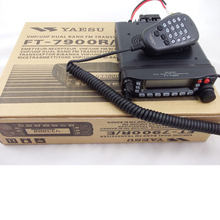 Yaesu transmissor dual band 50w, transmissor fm com alta potência e 2 metros, com rádio amador cmmobile FT-7900R
