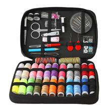 Sewing Box Kit Needle Threader Travelling Embroidery Sewing Needles Craft Quilting Stitching Sewing Kits Mom Gifts DIY
