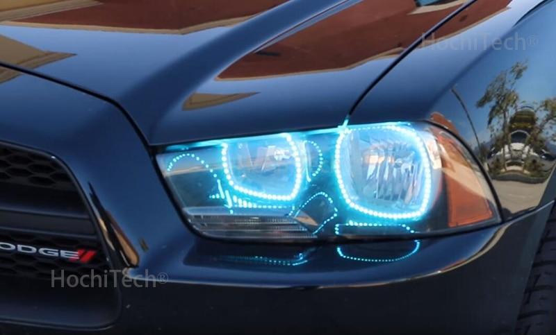 Acessórios para luzes do carro