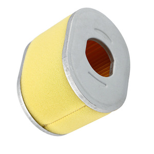Image 3 - For HONDA Gx140 Gx160 Gx200  Engine Air Filter 17210 ZE1 517 17210 ZE1 821 Model clean up cleaning supplyies