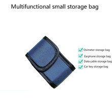 Blood Oximeter Storage Bag Cloth Bag Electronic Product Pack
