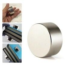 2 шт. неодимовый магнит N52 40X20 мм супер сильный Круглый редкоземельный Мощный Ndfeb Галлий металлический магнитный динамик