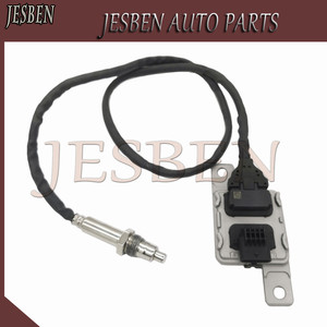Image 1 - Nitrogen Oxide NOX Sensor Rear 8R0907807G fit For VW Audi Q5 3.0L 14 2016 A8 3.0L 5WK96728B 5WK9 6728B 8R0907807Q 8R0 907 807 Q